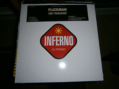 Flickman - Hey Paradise - Inferno - 2001  2 disc 7