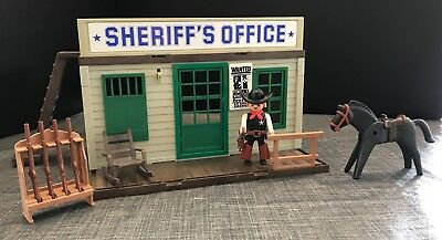 Playmobil Sheriff´s Office