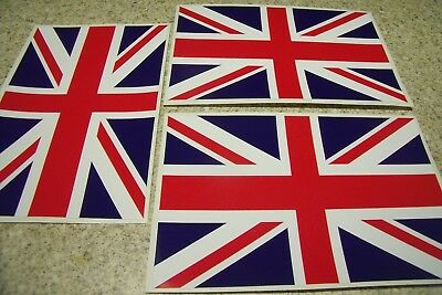army landrover military wmik wolf xd union jack stickers set of 3 gloss decals