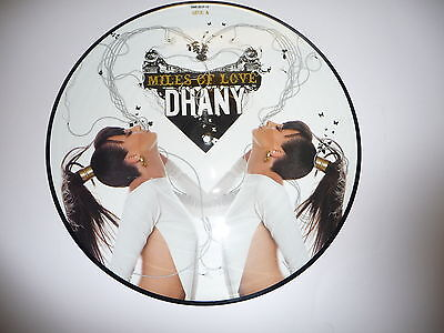 "Picture Vinyl von Dhany "" Milles of Love "" NEU"