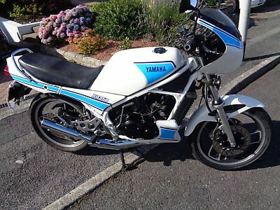 Yamaha rd350 ypvs 33k 18000 kms from new