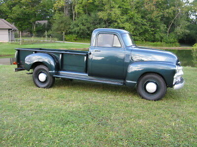 1954 Chevrolet 1434 Standard 1954 Chevy truck Very Nice Condition