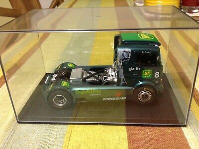 Scalextric fly Mercedes Benz truck   (Steve Parish)