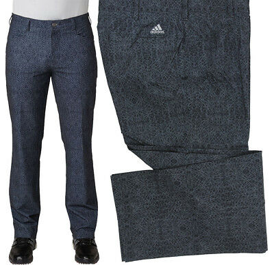 Adidas Golf Ultimate Winter Capsule Trouser - Tapered Fit W34 W36 W38 L32 RRP£75