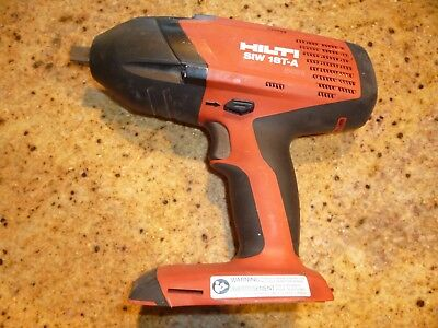 """Hilti Siw 18T-A 18V 1/2"""" Impact Wrench Cordless ( Bare Tool )"""