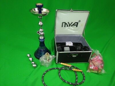"""GSTAR 22"""" 2 Hose Hookah Complete Set with Optional Carrying Case -"""