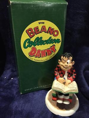 Rare The Beano Dandy Collection 1997 Figurine - Roger The Dodger BD20 - Boxed