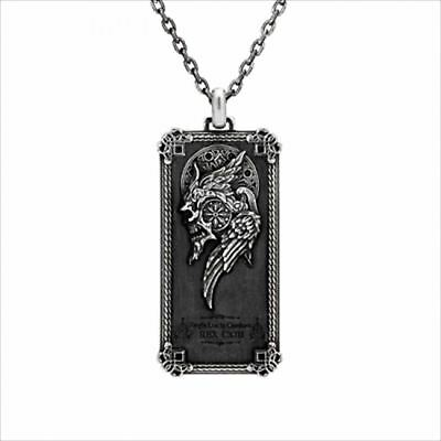 Pendant & Emblem of King of Lucis & Silver 950 FINAL FANTASY XV K.UNO NEW