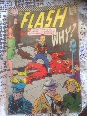 Vintage 'the Flash' Comic From 1967!