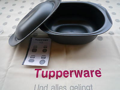 tupperware ultra pro 5l kasserolle oval eur 60 00. Black Bedroom Furniture Sets. Home Design Ideas