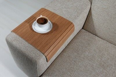 Handmade, Wood, Sofa Tray, Table, Armrest Tray, Coffee Table, Sofa Table, BAHT40