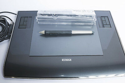 Wacom Intuos 3 Graphic Tablet Model PTZ-630 mit Stift