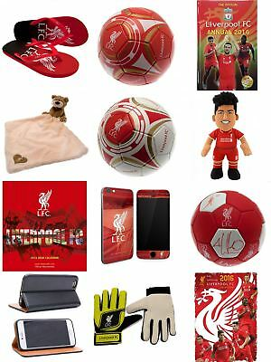 Liverpool F.C. Official Football This is Anfield Gift Present