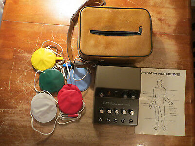 Vintage Medical C-10 Muscle Excerciser ,  Bevrly Hills Exercise Equipment Corp