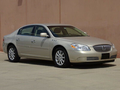 2009 Buick Lucerne CXL Sedan 4-Door 2009 BUICK LUCERNE CXL 2 OWNER ACCIDENT FREE CARFAX CERTIFIED!! XTRA CLEAN!!