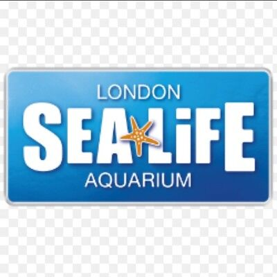 Sea Life E-Tickets for Any Day from 9th October to March-2018