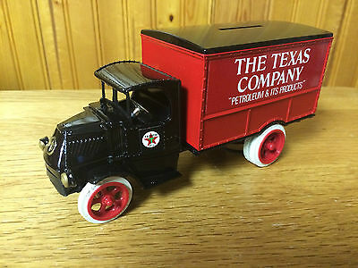 1925 Texaco Mack Bulldog Lubricant Truck Collector Series #6