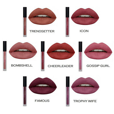 NEU Huda Beauty Liquid Matte Lipstick - 16 COLORS Huda Beauty Lipstick~~