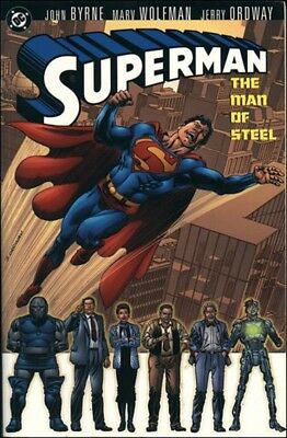 SUPERMAN : THE MAN OF STEEL Volume 2 Graphic Novel (John Byrne/Jerry Ordway)