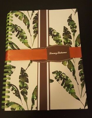 New Wot Tommy Bahama Notebook Unpacked Unsealed