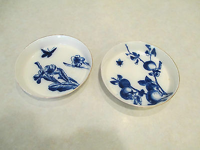 "Two Antique Doulton 6"" Dishes from 1879"
