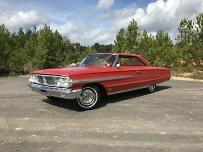 1964 Ford Galaxie  1964 Ford Galaxie 500 Fastback Big Block 390 Factory 4-Speed Finest available