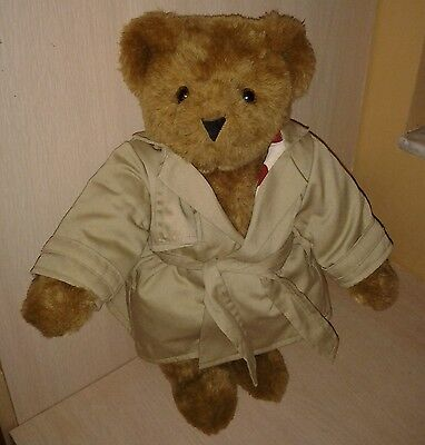 The Vermont Teddy Bear Undercover Lover Detective