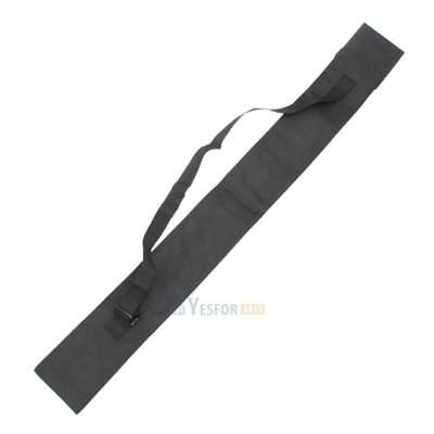 "32.5"" (83cm) Pool Cue Bag for 1/2 Billiard Stick Storage Case Accessories #3YE"