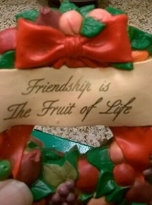 Feindship Christmas tree Wreath ornament by Friendly Home Parties