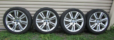 """Volvo Alloy Wheels and Tyres 18"""" x 8"""""""