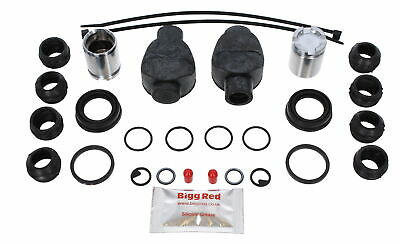 Citroen Saxo 1.6 1996-2004 REAR Brake Caliper Seal Repair Kit +Pistons (BRKP61)