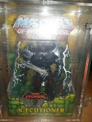 MotU Custom - X Ecutioner - Neu&OVP - MotUC - Masters of the Universe