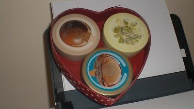 The  Body Shop Nutty Body Butter Sweetheart Gift Set