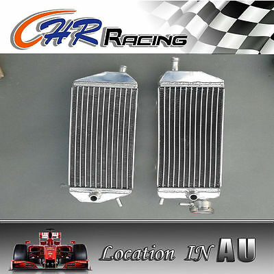 Motorcycle Aluminum Radiator for Gas Gas MX/SM/EC 200 250 300 2007-2014 13 12 11