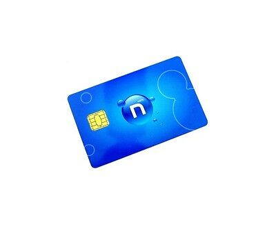 Fast CHIP BSKA / BSLA NC with START CANAL+ package prepaid card PL operator