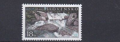 Slovakia    2001  Europa  Water  Resources      Mnh