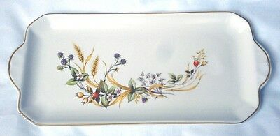 M&S Harvest Sandwich Tray - Ceramic Tray - Marks and Spencer