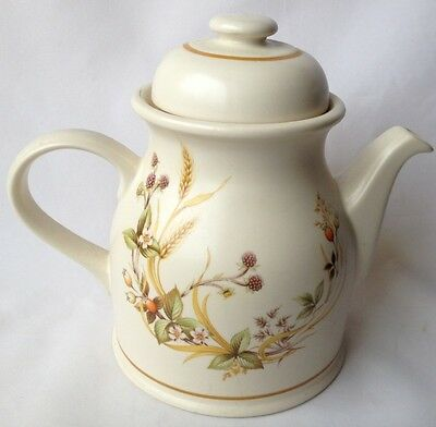 M&S Harvest Small Teapot - Marks and Spencer