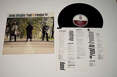 "Young Disciples Road To Freedom Vinyl Lp 12"" Rare Excellent Condition 1991"