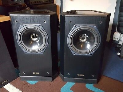 tannoy 609 dual concentric speakers