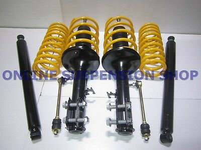 Suits Commodore VR VS Sedan KING Spring FORMULA Lowered Suspension Package