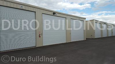 Duro Steel Prefab Boat & RV Storage 40x140x16 Metal Building Structures DiRECT