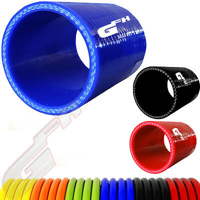Sale 4Ply Straight Silicone Hose Reducers Silicon Tube Joiner Pipe 5mm