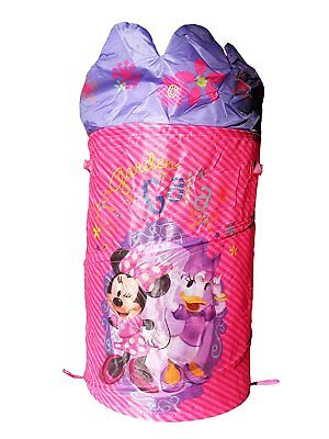 Disney Minnie Mouse Pop Up H&er Laundry Basket with Dome Lid  sc 1 st  PicClick & Minnie Mouse Pop Up Play Tent u0026 Bag New Cafe u2022 $49.32 - PicClick