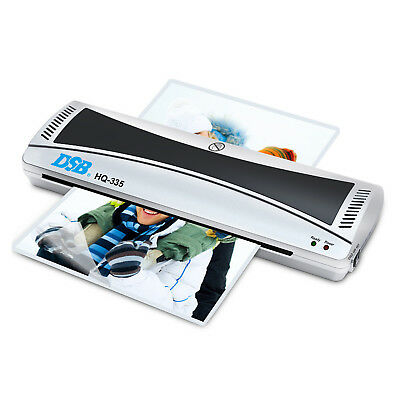 Hot and Cold Laminator Machine for A3 Photo Blister Plastic Film Roll Laminator