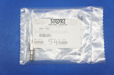 Karl Storz 28179R1 Cleaning Adaptor For Use With Suture Attachments 28179PA-PH