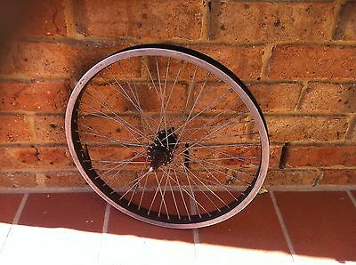 42 cm BMX cycle rim in good condition as shown in pictures