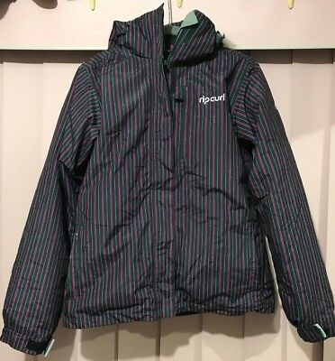 Ripcurl Snow Jacket - Size M - 10,000 waterproof / 8,000 breathable