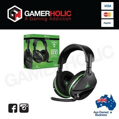 Turtle Beach Ear Force Stealth 600 Wireless Gaming Headset for Xbox One XB1 New