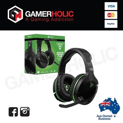 Turtle Beach Ear Force Stealth 700 Wireless Gaming Headset for Xbox One NEW
